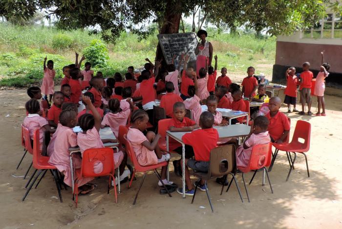 Outside Classroom
