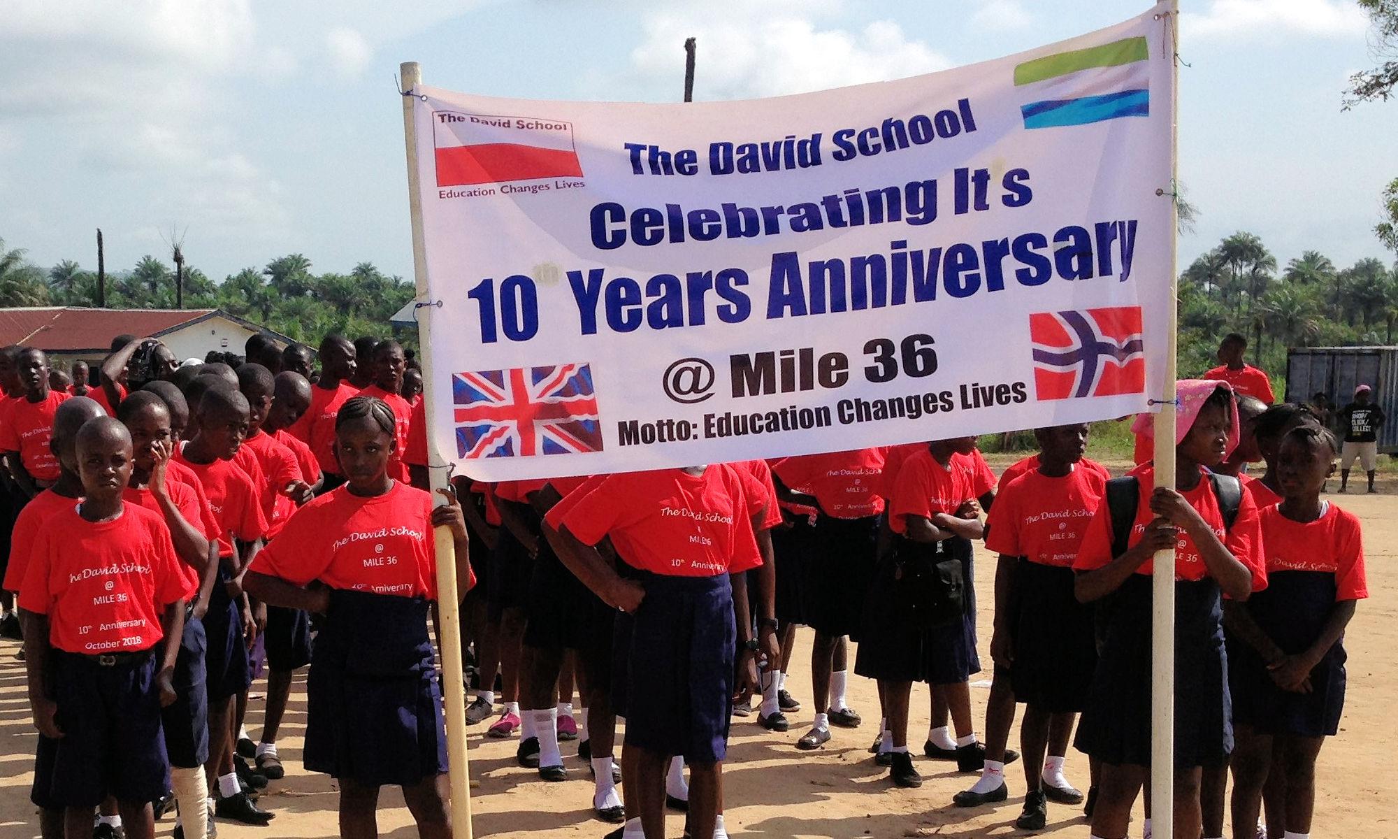 The David School