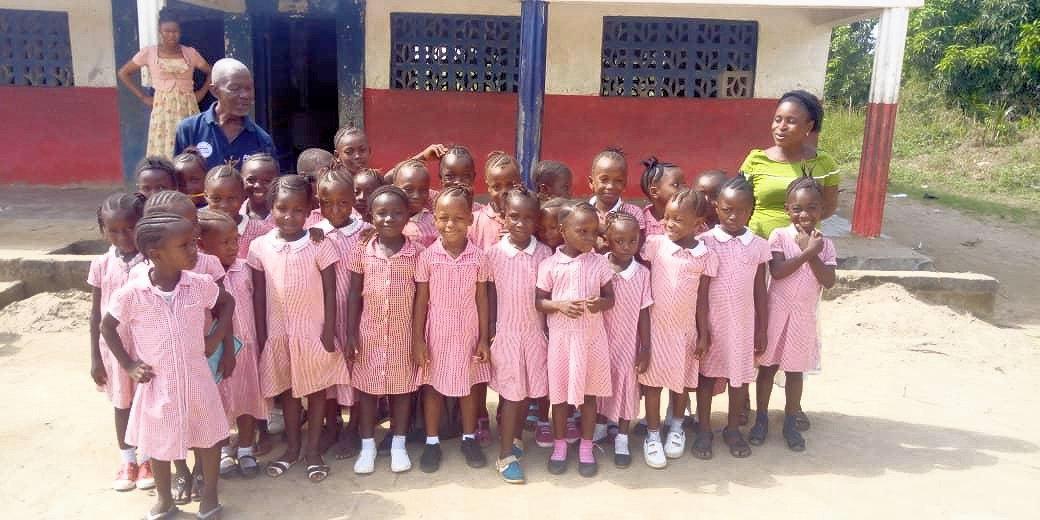 class 1 girls